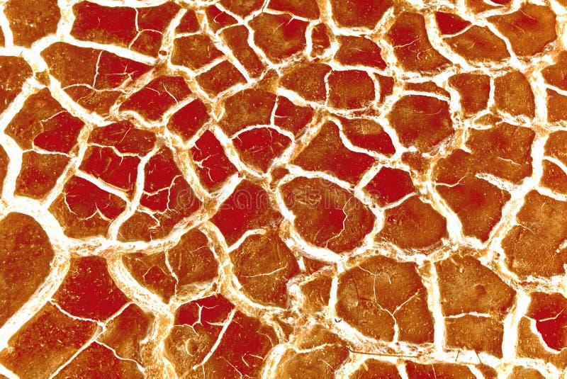 Piaskowcowy brown textured marmurkowaty tło zdjęcie stock