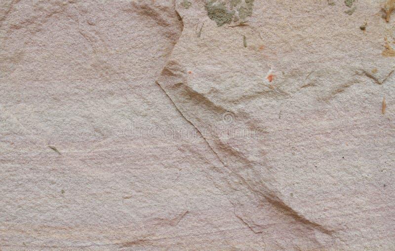 Piaskowiec ściany układać w kurorcie zdjęcie stock