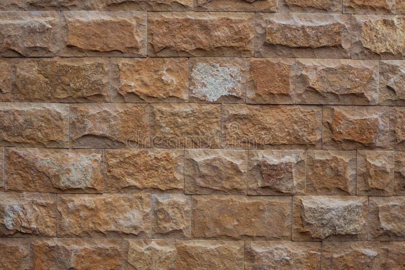 Piaskowiec ?cienna tekstura zdjęcia royalty free