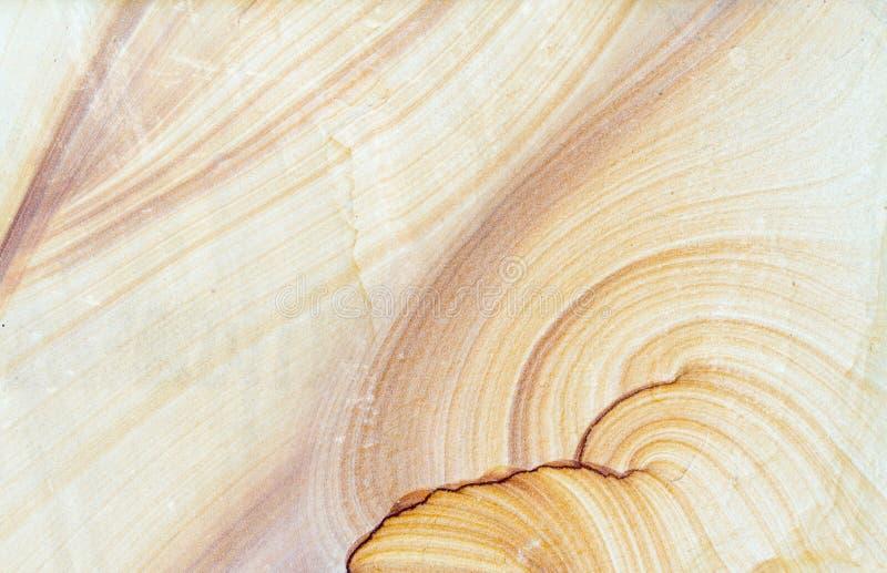 Piaskowiec deseniował tekstury tło (naturalnych wzorów) zdjęcie stock