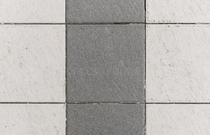 Piastrelle di ceramica quadrate interne o esteriori della for Piastrelle cucina bianche quadrate