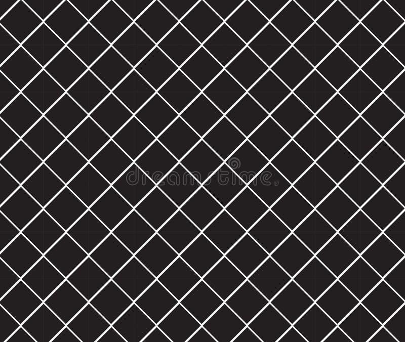 piastrelle di ceramica, struttura della diagonale dell'estratto; illustrazione di arte royalty illustrazione gratis