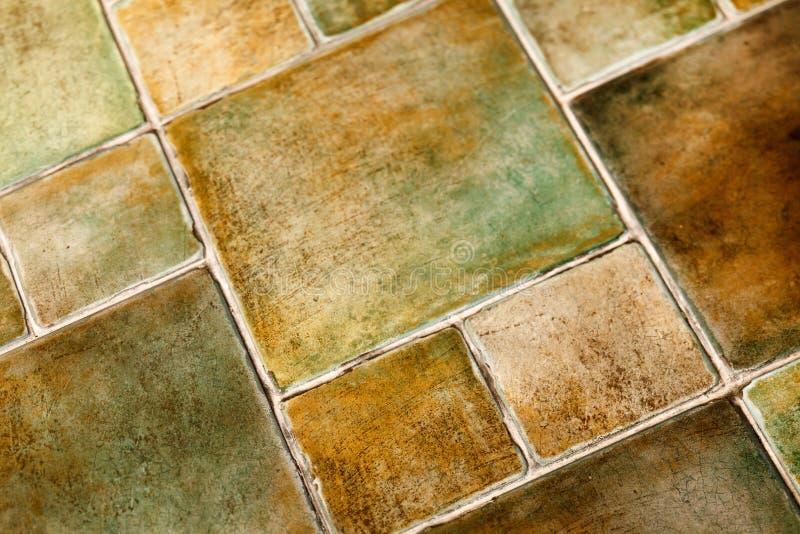 Piastrelle per pavimento fotografie stock