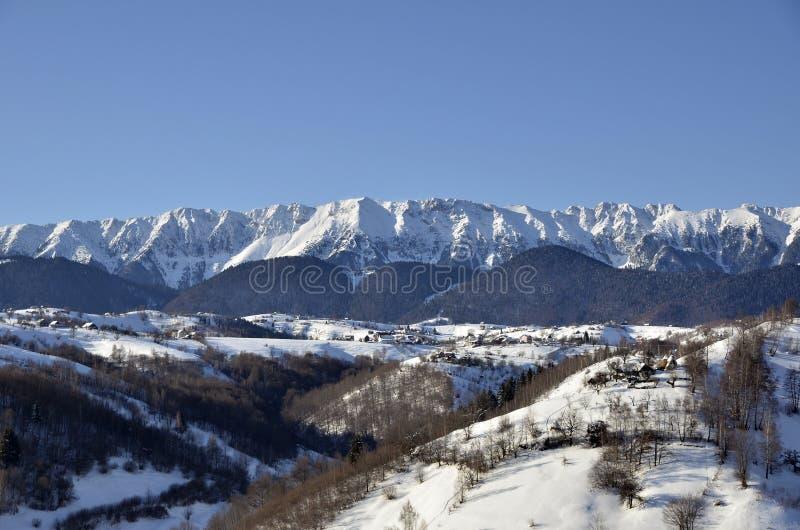 piatra βουνών craiului στοκ φωτογραφία