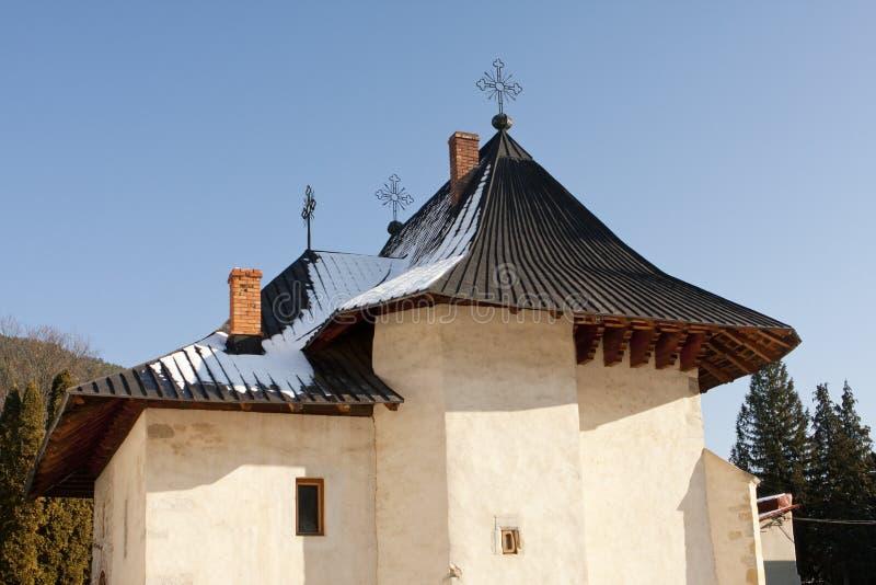 piatra för klosterneamtpangrati fotografering för bildbyråer