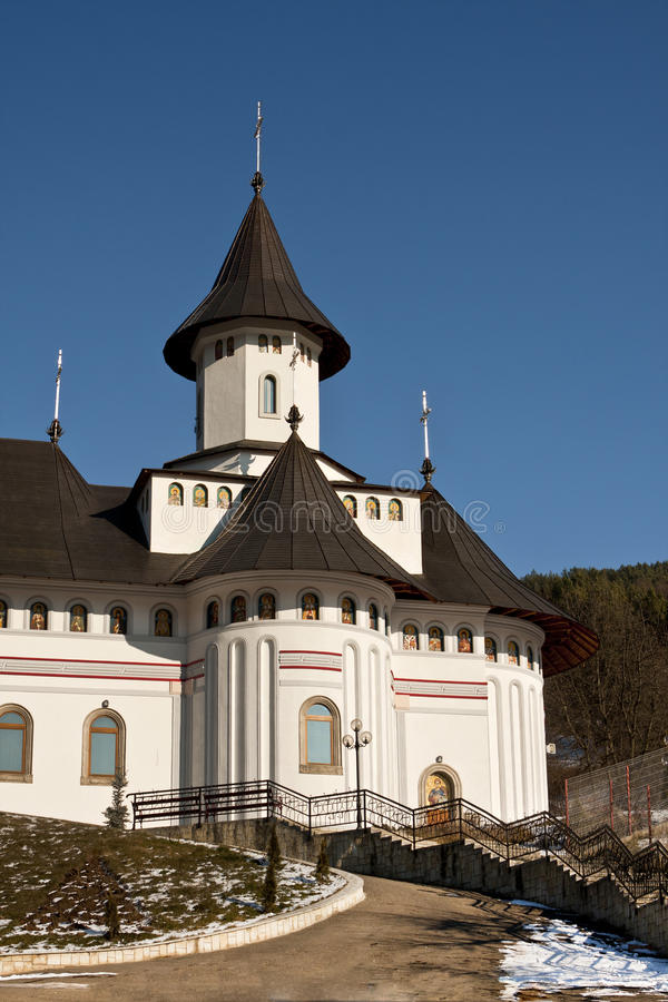 piatra pangrati μοναστηριών neamt στοκ φωτογραφία