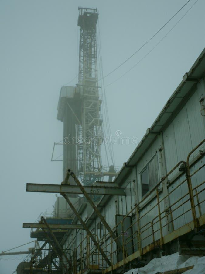 Piattaforma di produzione, BU-5000 fotografie stock