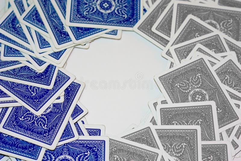 Piattaforma grigia e blu fotografie stock libere da diritti