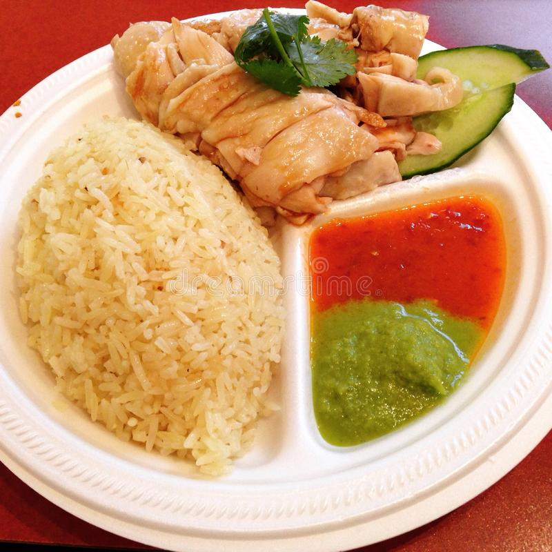 Download Piatto asiatico fotografia stock. Immagine di pollo, alimento - 55362382