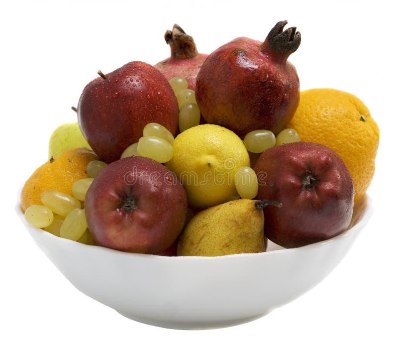 Download Piatto Del Dessert Della Frutta Fotografia Stock - Immagine di agrume, piatto: 7302234
