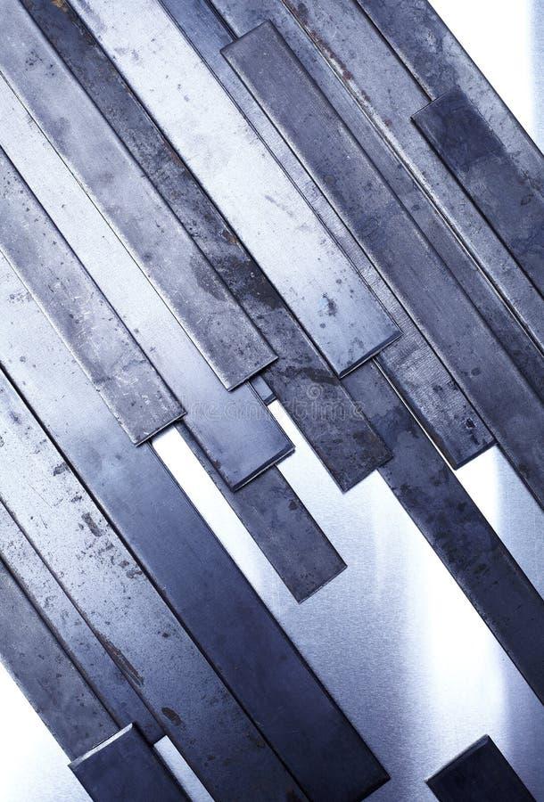 Piatto del ferro fotografie stock libere da diritti
