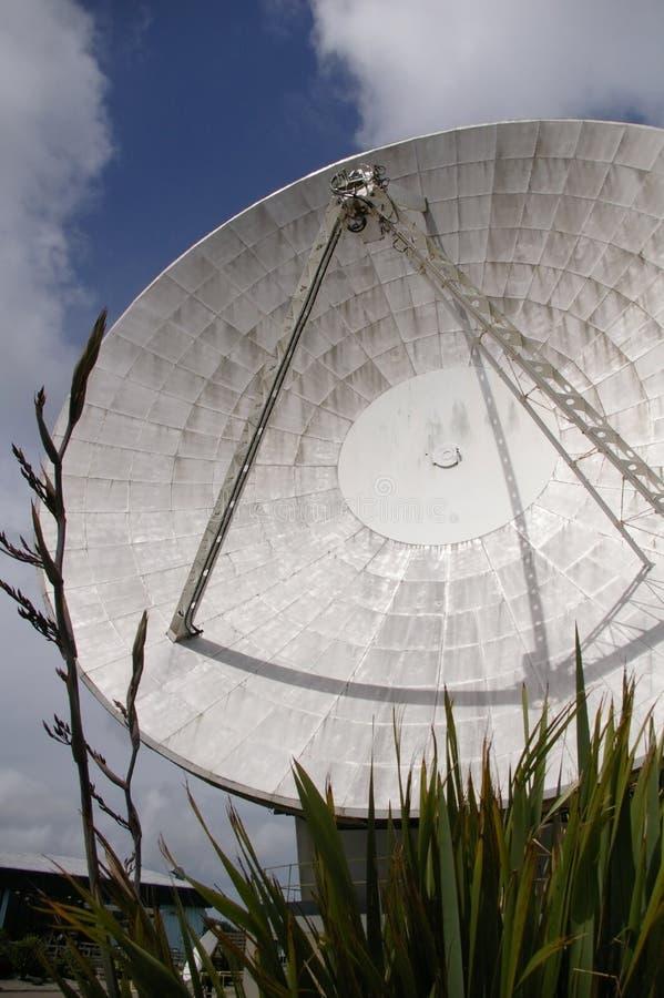 Piatto del radar immagini stock