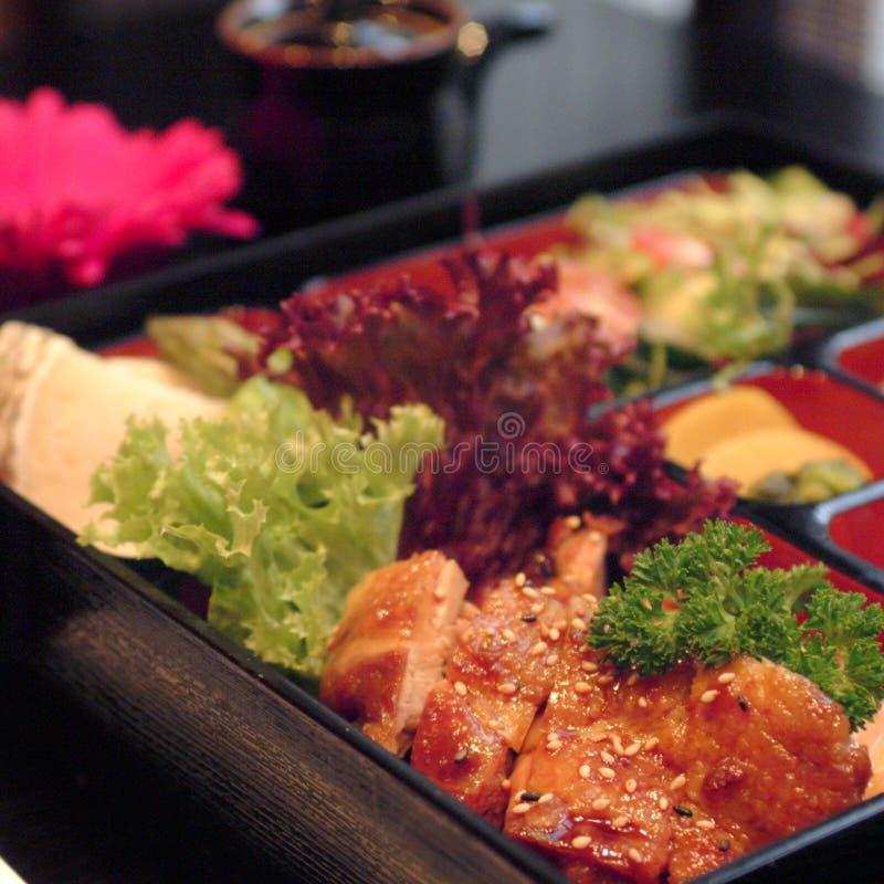 Piatto di lusso dei sushi fotografie stock libere da diritti