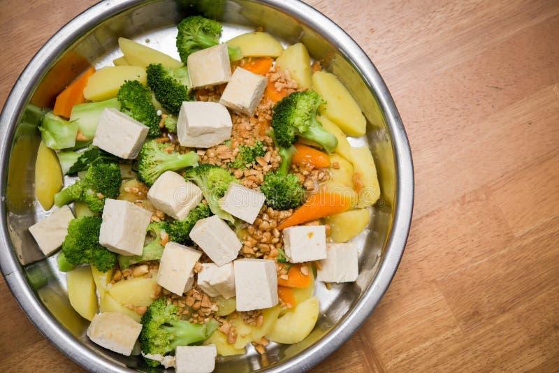 Piatto misto delle verdure alimento cinese asiatico for Piatto cinese