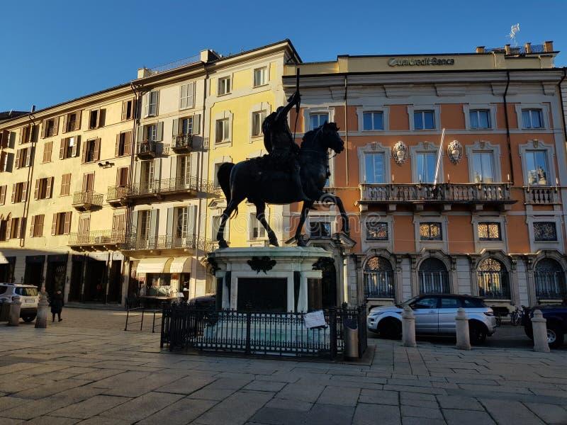 Piazza cavally zdjęcia stock
