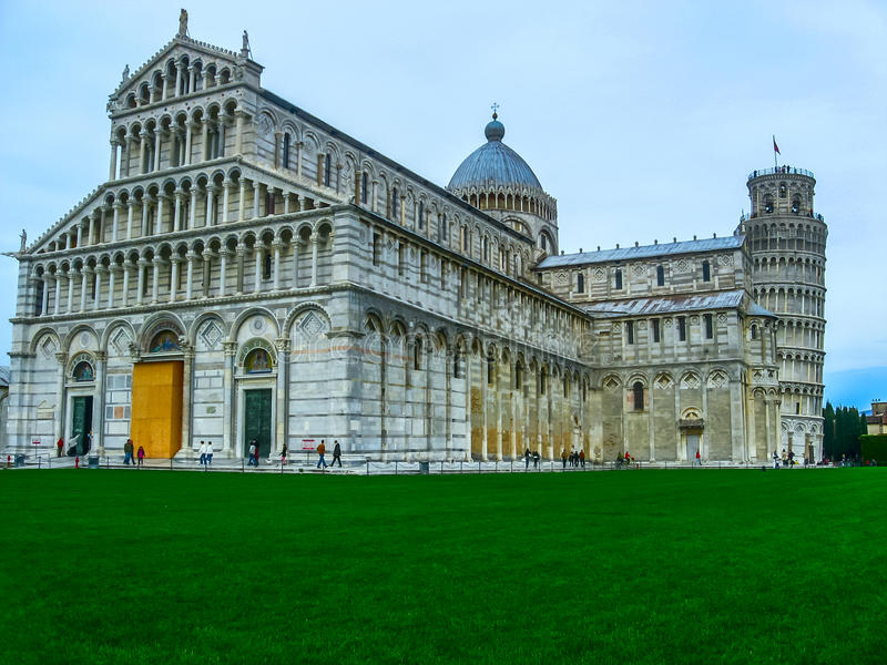 Download Piazza dei miracoli pisa editorial stock photo. Image of holiday - 26625018