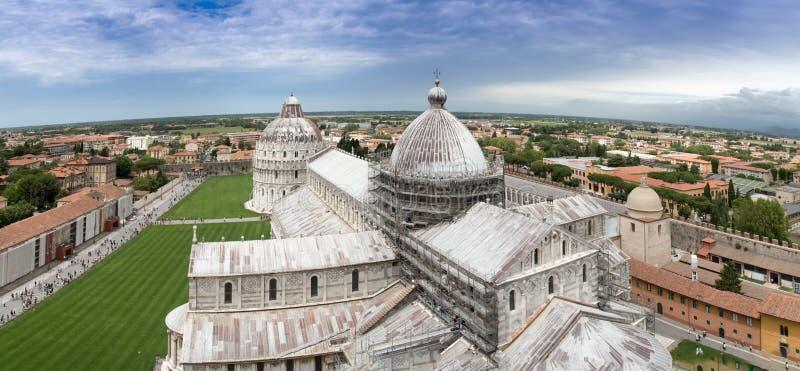 Piazza Del Duomo stockfotos