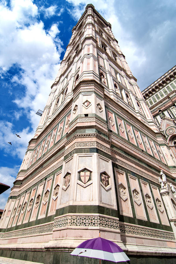 Download Piazza del Duomo, Florence stock photo. Image of church - 20311450