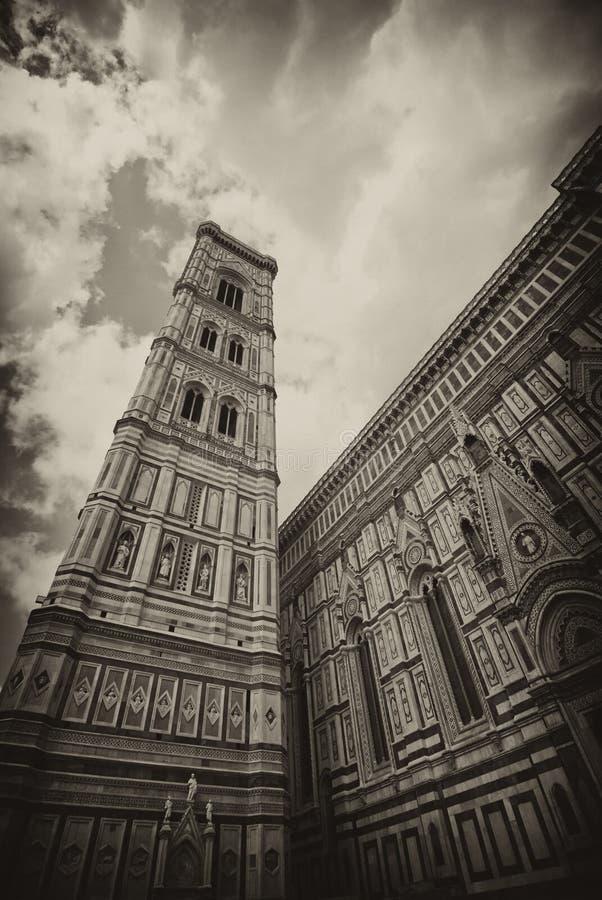 Piazza del Duomo, Florencia fotografía de archivo