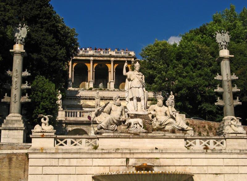 Download Piazza del Popolo 06 stock image. Image of plaza, popolo - 22596969