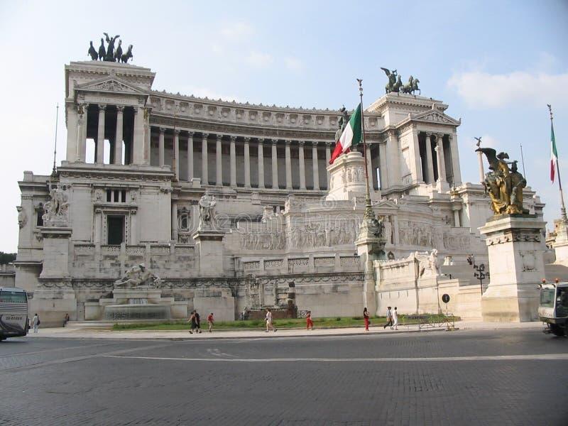 Piazza del popolo. A roma stock photo