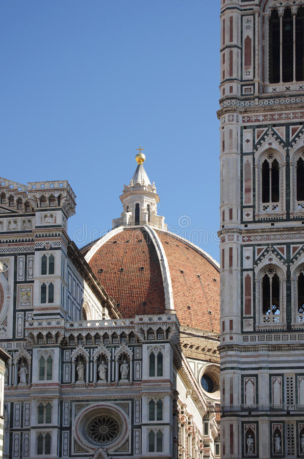 Piazza Duomo fotografia de stock