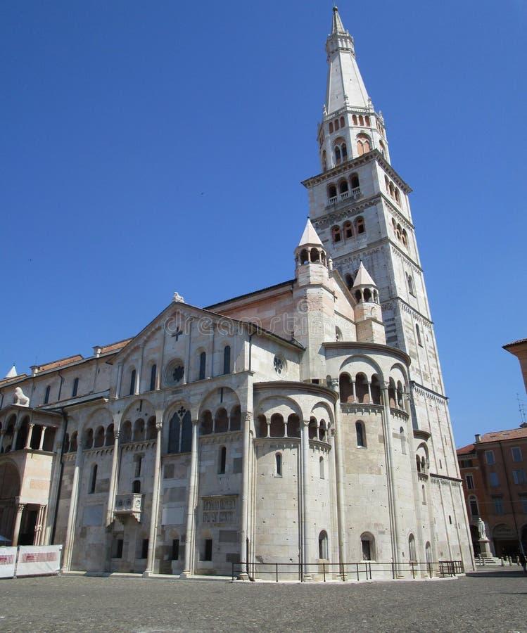 Piazza Grande de Modena fotos de stock