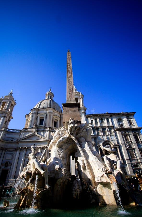 Download Piazza Navona (Navona Square) - Rome Stock Photo - Image: 24047878