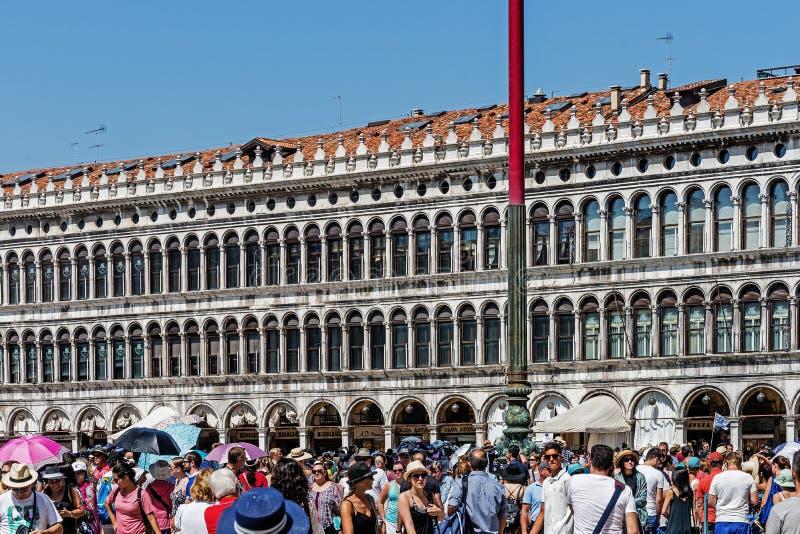 Piazza San Marco images libres de droits