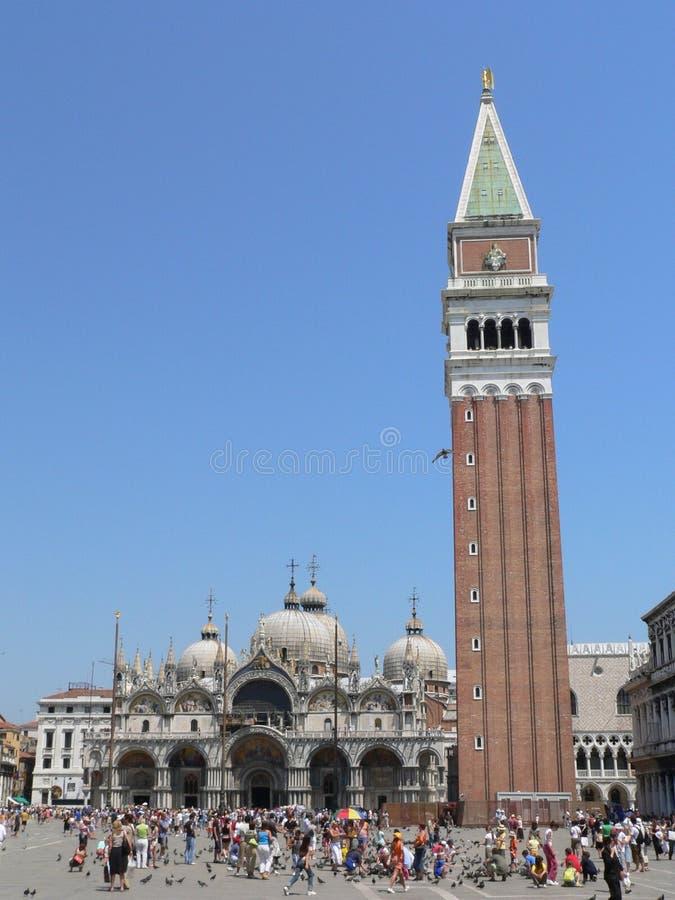 Download Piazza San Marco, Venezia ( Italia ) Stock Image - Image: 27034593
