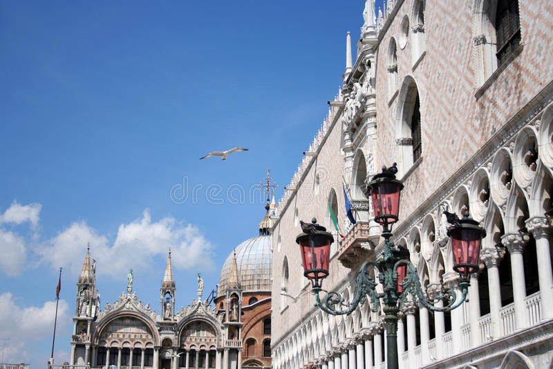 Download Piazza San Marco in Venice stock image. Image of palazzo - 24685877