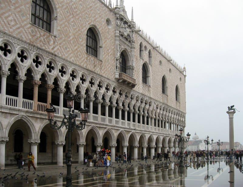 Piazza San Marco Venice royalty-vrije stock foto