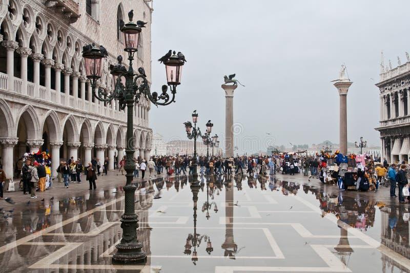 Piazza San Marco Venise photo stock