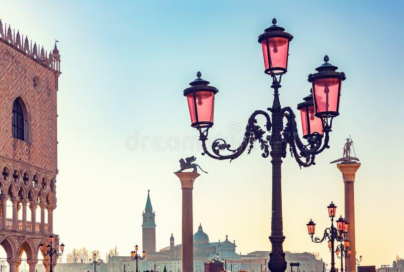Piazza San Marko, Wenecja obrazy stock
