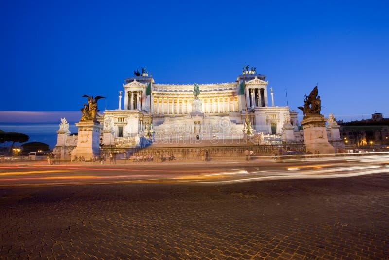 piazza venezia obrazy stock
