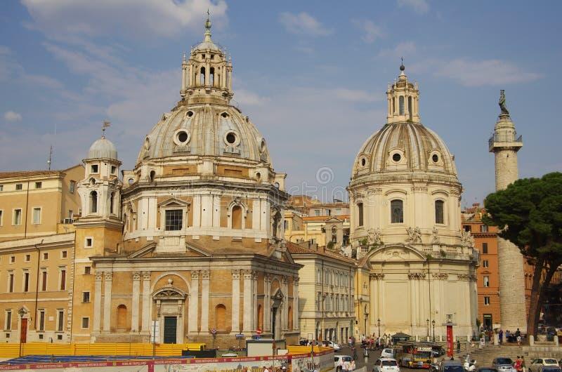 Piazza Venezia photos libres de droits