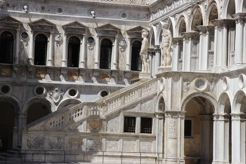 Piazza a Venezia Italia fotografia stock libera da diritti