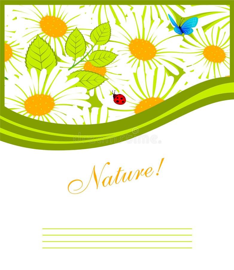PIC de nature illustration de vecteur