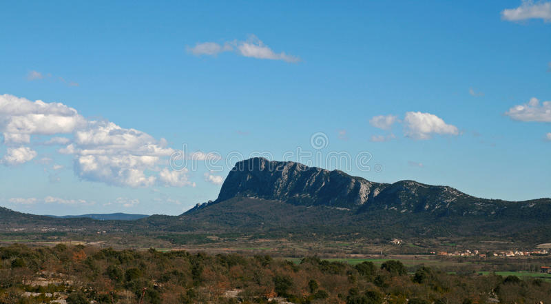 Download Pic st loup stock image. Image of blue, destination, trekking - 14241307