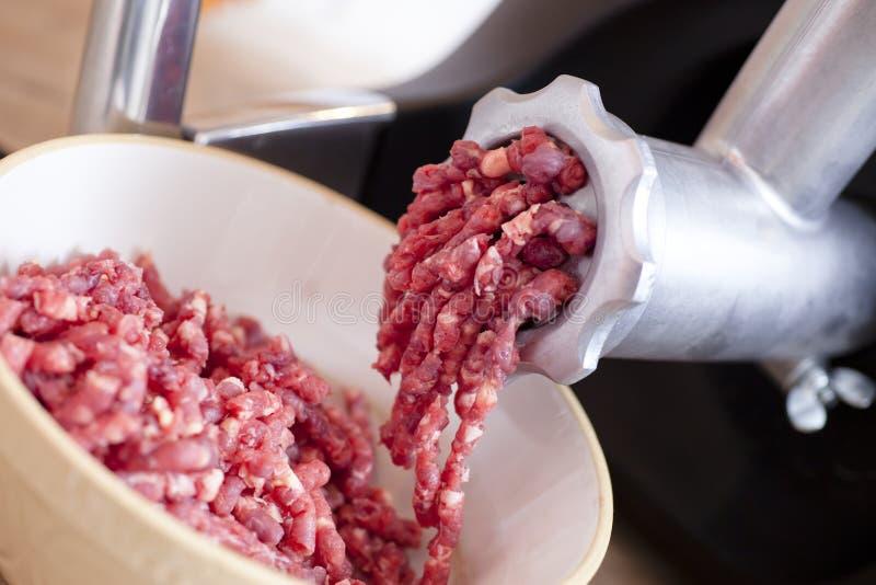 Picadora de carne imagens de stock