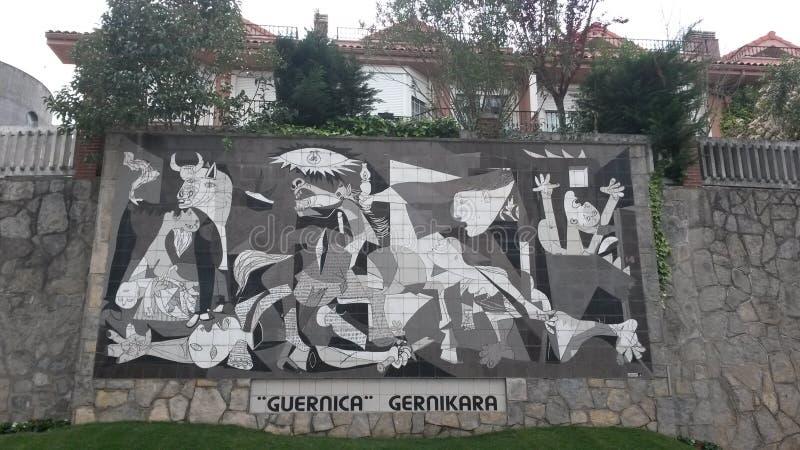 Picasso Gernica imagem de stock royalty free