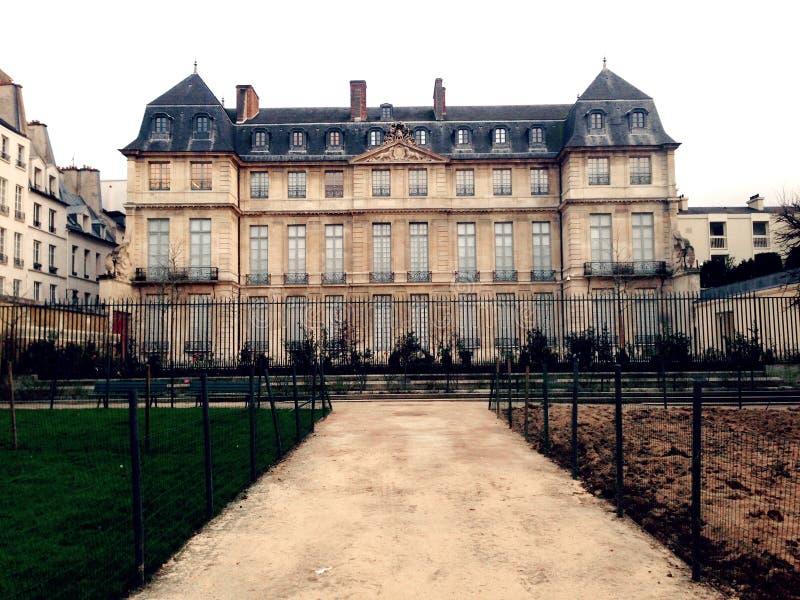 Picasso muzeum narodowe - Paryż obrazy royalty free