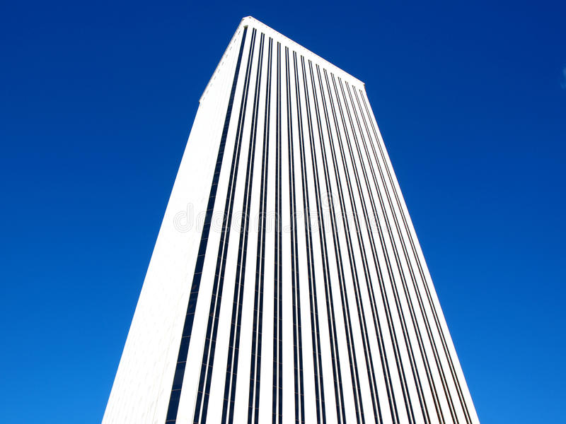 Picasso tower stock photo