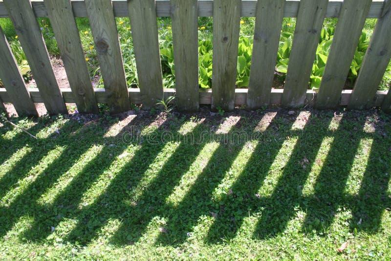 Picchetto fence-2 fotografia stock libera da diritti