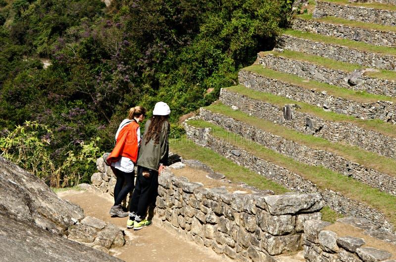 picchu Перу machu стоковые фото