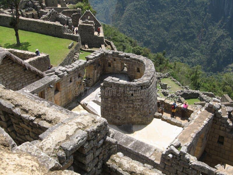 Picchu de Machu image libre de droits