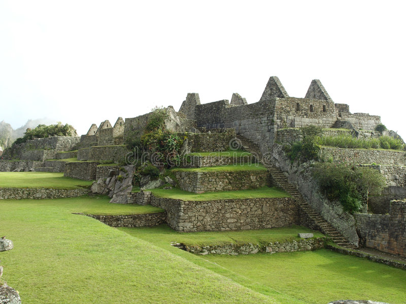 Picchu de Machu fotografia de stock royalty free