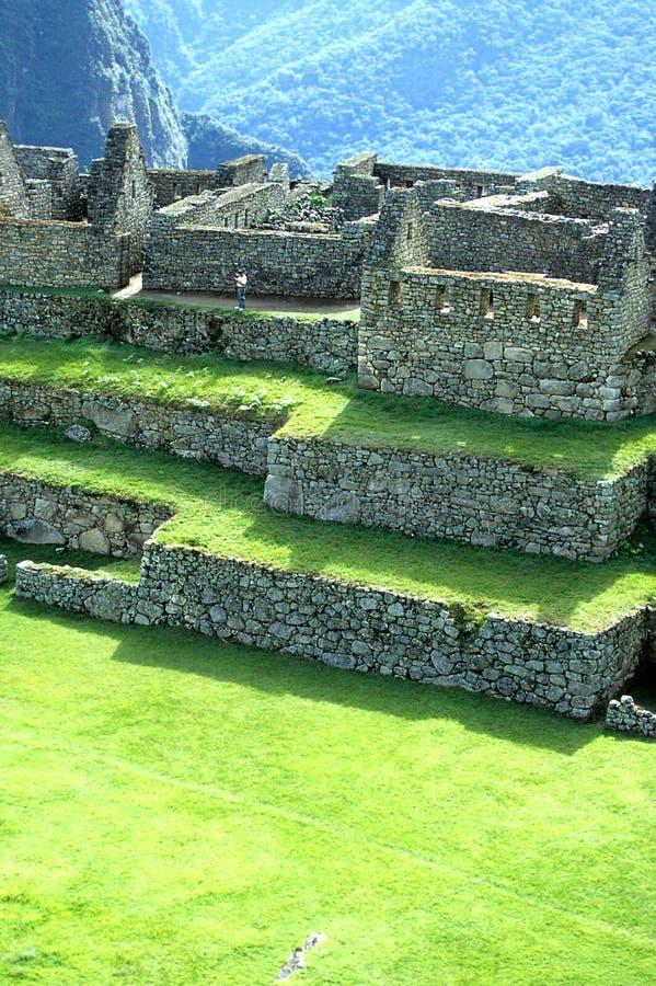 picchu du Pérou de machu photo libre de droits