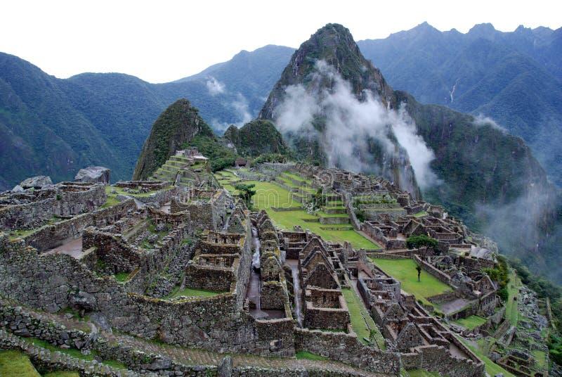 Picchu Manchu fotografie stock libere da diritti