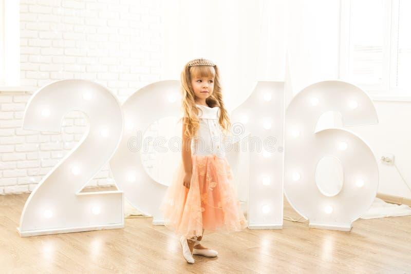 Piccola ballerina fotografie stock libere da diritti